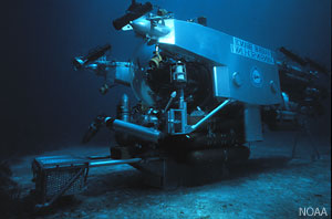 Click for the History of Submersibles