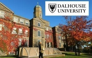 Dalhousie University in Halifax, Canada