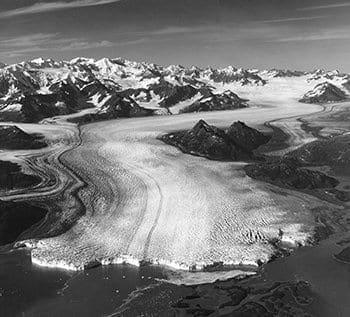 Columbia Glacier 1980