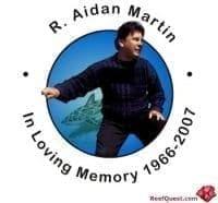 R. Aidan Martin