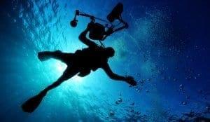 sea, scuba diving, ocean