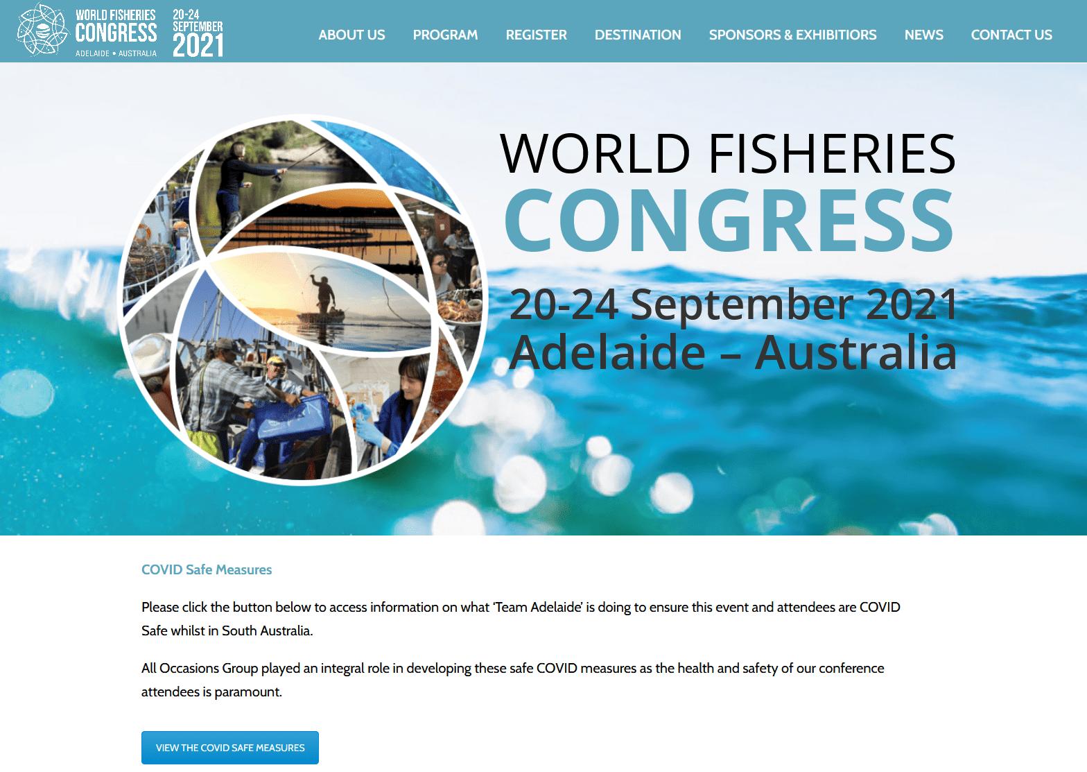 World Fisheries Congress 2021